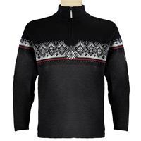 Teer Vig / Torrero / Black / Off White Dale of Norway St. Moritz Sweater Mens