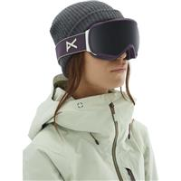 Anon Tempest Goggle - Women's - Purple Frame with Sonar Smoke Lens (185511-520)