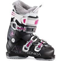 Black Tecnica Ten.2 65 Ski Boots Womens