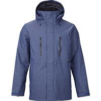 Textured Boro Burton Breach Jacket Mens
