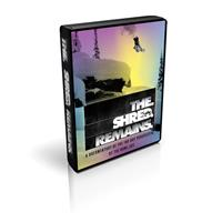 The Shred Remains DVD