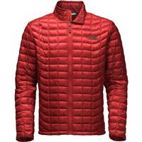 Cardinal Red The North Face Thermoball Full Zip Jacket Mens