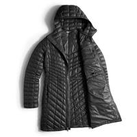 TNF Black The North Face Thermoball Hooded Parka Womens