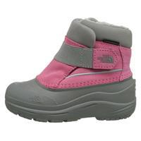 Gem Pink / Foil Grey The North Face Alpenglow Boot Toddler
