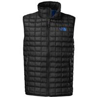TNF Black/Blue The North Face Thermoball Vest Mens