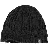 TNF Black The North Face Cable Minna Beanie Womens