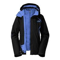 TNF Black The North Face Kira 2.0 Triclimate Jacket Womens