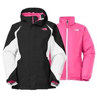 TNF Black The North Face Kira Triclimate Jacket Girls
