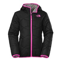 TNF Black The North Face Reversible Perrito Jacket Girls