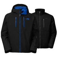 TNF Black The North Face Sumner Triclimate Jacket Mens