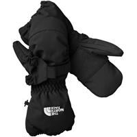 TNF Black The North Face Toddler Mitts Youth
