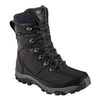 TNF Black / Zinc Grey The North Face Chilkat Leather Insulated Tall Boots Mens