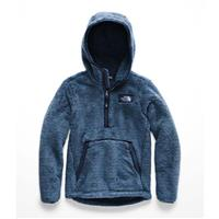 Shady Blue The North Face Campshire Pullover Hoodie Boys