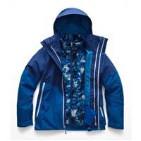 Bomber Blue / Sodalite Blue The North Face Garner Triclimate Jacket Womens