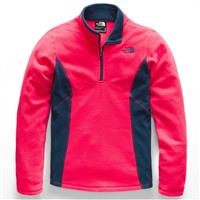Atomic Pink The North Face Glacier 1/4 Zip Girls