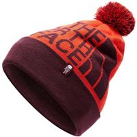 The North Face Ski Tuke V - Firey Red / Fig