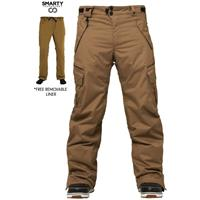 Tobacco 686 Authentic Smarty Cargo Pant Mens