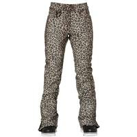 Tobacco Leopard 686 Authentic Willow Softshell Pant Womens