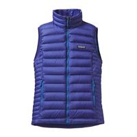 Tobago Blue / Arctic Mint Patagonia Down Sweater Vest Womens