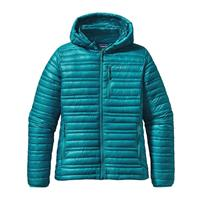 Tobago Blue Patagonia Ultralight Down Hoody Womens