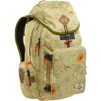 Topo Mt. Hood Burton HCSC Shred Scout Backpack