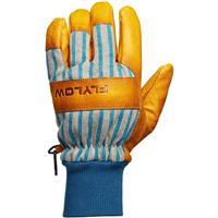 Natural / Blue Flylow Tough Guy Glove Mens