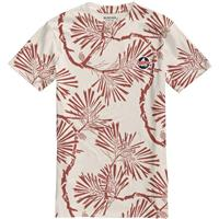 Tropic Pinetree Floral Burton Scout SS Pocket Tee Mens