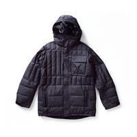 True Black Analog Amsterdam Jacket Mens