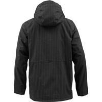 True Black Burton Breach Jacket Mens