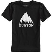 True Black Burton Classic Mountain SS Tee Boys