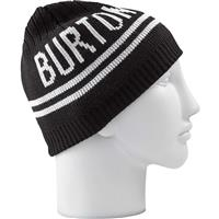 True Black Burton Dart Beanie Mens
