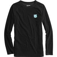 True Black Burton Explorer Crew Baselayer Top Boys