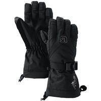 True Black Burton Glove Girls