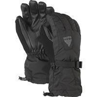 True Black Burton Gore Tex Gloves Youth