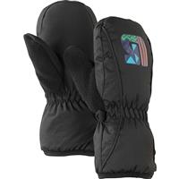 True Black Burton Grommitt Mitts Youth