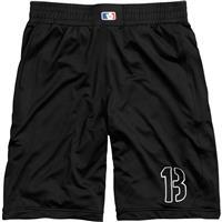 True Black Burton Hoop Shorts Mens