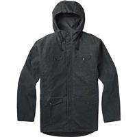 True Black Burton Match Jacket Mens