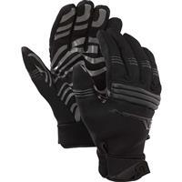 True Black Burton Pipe Gloves Mens