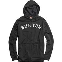 True Black Burton Premium Bonded Hoodie Mens