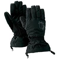 True Black Burton Profile Glove Womens