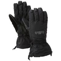 True Black Burton Profile Gloves Womens