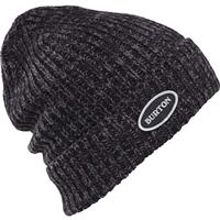 True Black / Faded Burton Angus Beanie Mens