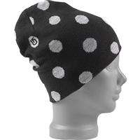 True Black/Heather Burton Belle Beanie Womens