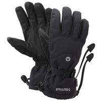 True Black Marmot Randonnee Gloves Mens