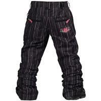 True Black MinPin Print Burton Sweetart Pant Girls