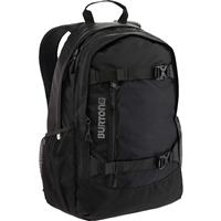 True Black Ripstop Burton Day Hiker 25L Backpack