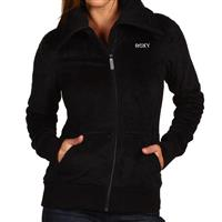 True Black Roxy Welcome Snow Fleece Womens