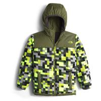 Safety Green The North Face Reverse True or False Jacket Boys