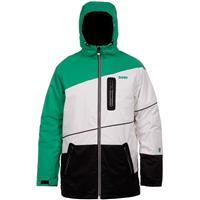 True Green/White Orage Xavier Pro Jacket Mens
