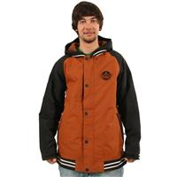 True Penny/True Black Burton Haze Varisity Jacket Mens